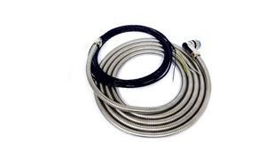 Set Protected Cable ITS 184X0251M911 for ITS Flame Scanner 184X0254M-Series