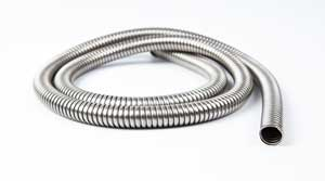 ITS 184X0251M461 - Connecting cable spirally-wound metal protective conduit for ITS Flame Scanner 967X7179M-Series